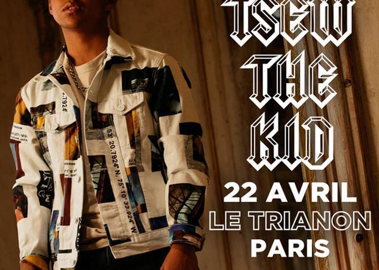 Tsew The Kid à Paris 18ème