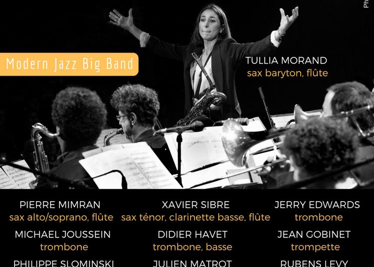 Tullia Morand Orchestra à Paris 14ème