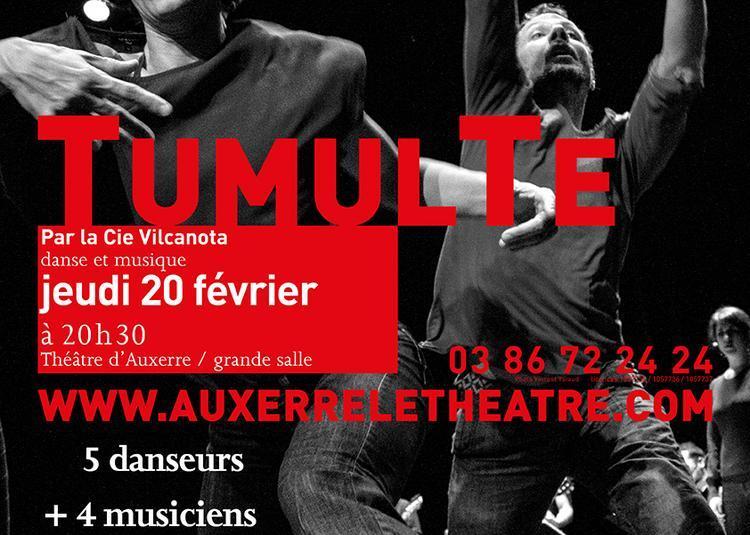 Tumulte à Auxerre