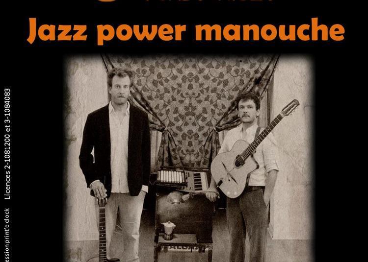 Turbo Niglo Jazz Power Manouche à Vichy