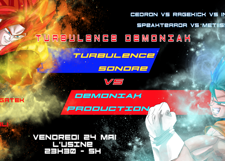 Turbulence Demoniak #1 2019