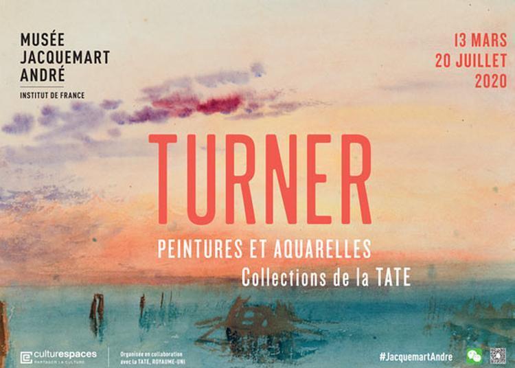 Turner à Paris 8ème