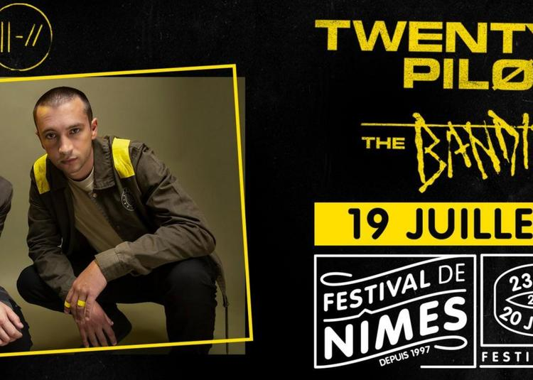 Twenty One Pilots - The Bandito Tour à Nimes