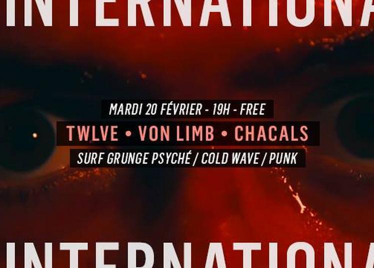 Twlve - Von Limb - Chacals à Paris 11ème