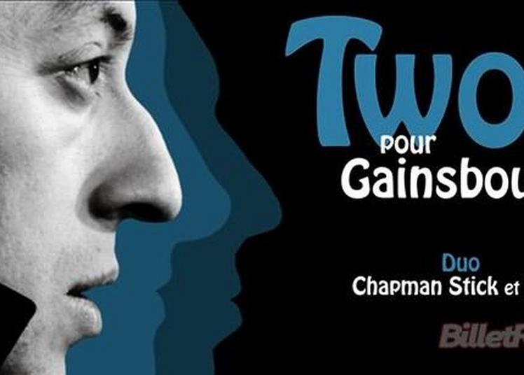Two Pour Gainsbourg à Nantes