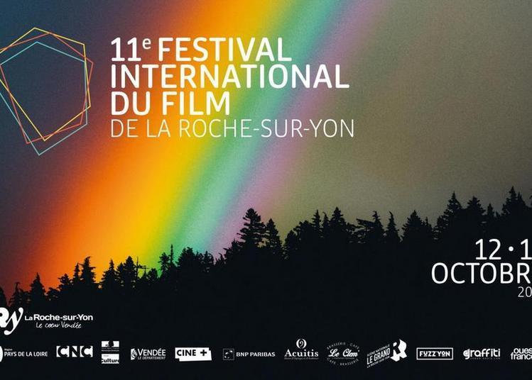 11ème édition du Festival International du Film de La Roche-sur-Yon 2020