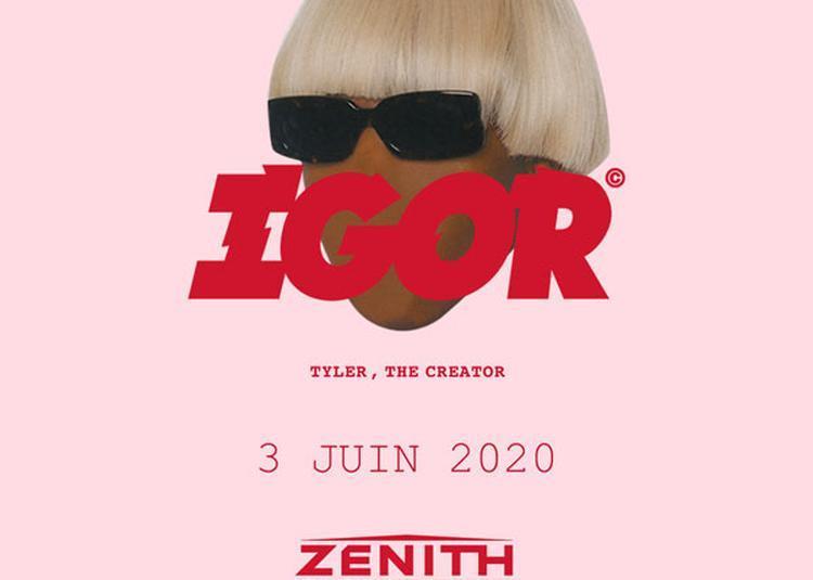 Tyler, The Creator à Paris 19ème