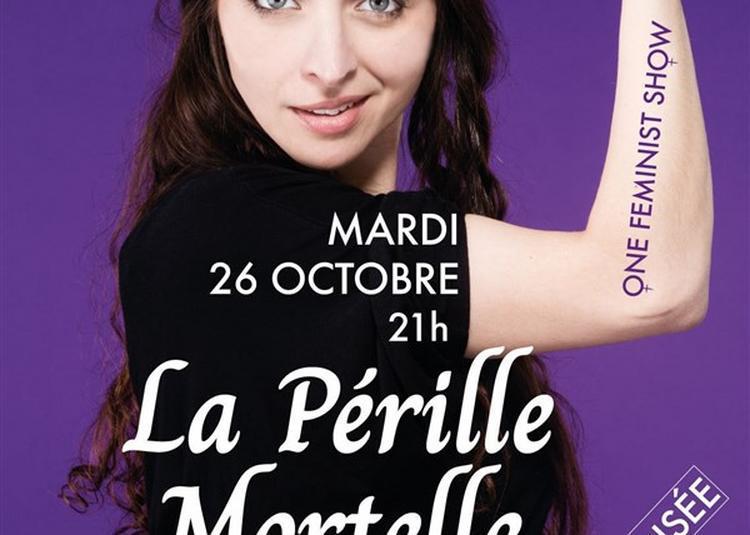 Typhaine D Dans La Pérille Mortelle à Paris 4ème
