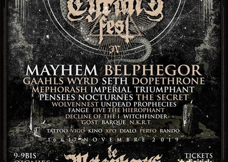 Tyrant Fest - Jour 2 à Oignies