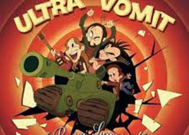 Ultra Vomit + Astaffort Mods à Montauban