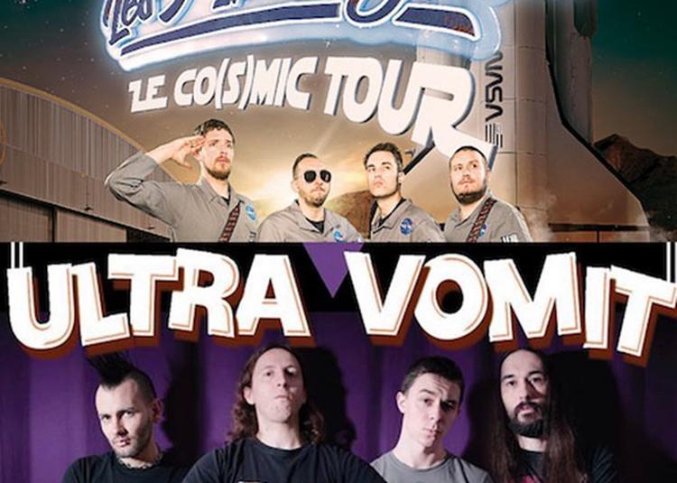 Ultra Vomit+Les Trois Fromages à Istres