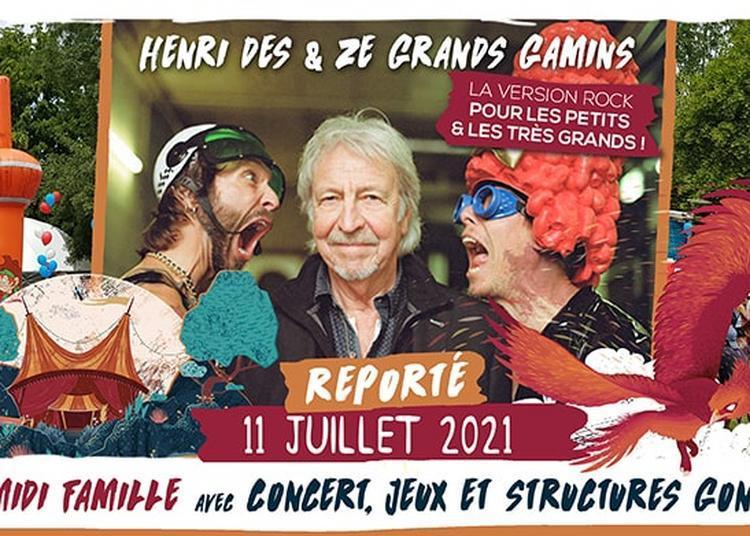 Henri Des - Après midi famille à Saint Malo du Bois