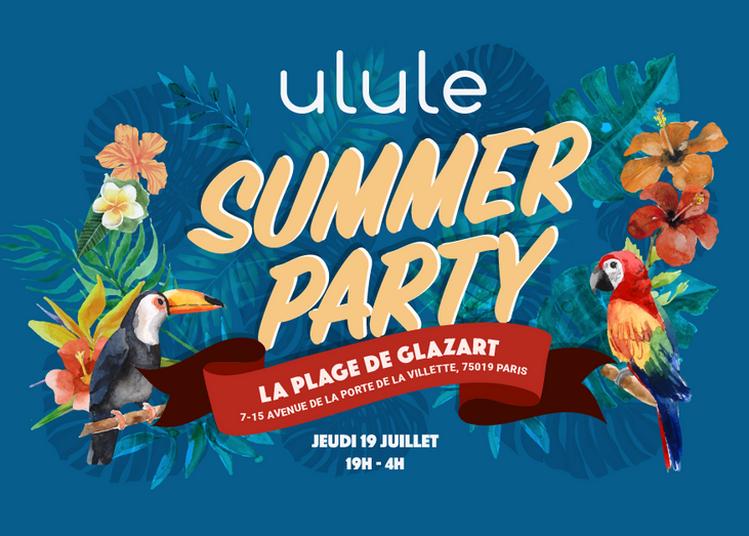 Ulule Summer Party à Paris 19ème