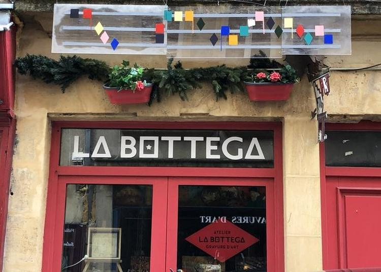 Un Atelier De Gravure Comme En Toscane à Metz