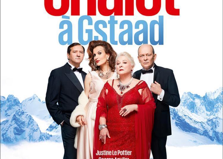 Un Chalet A Gstaad à Paris 9ème