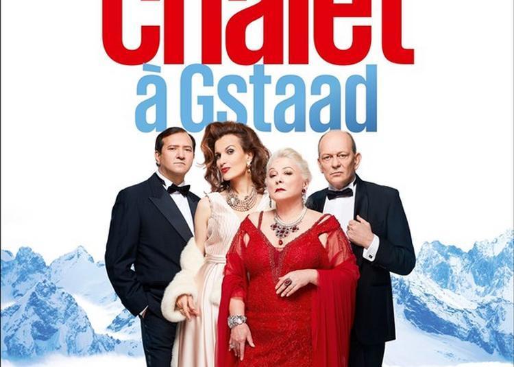 Un Chalet À Gstaad à Paris 9ème