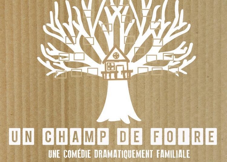 Un champ de foire à Nantes