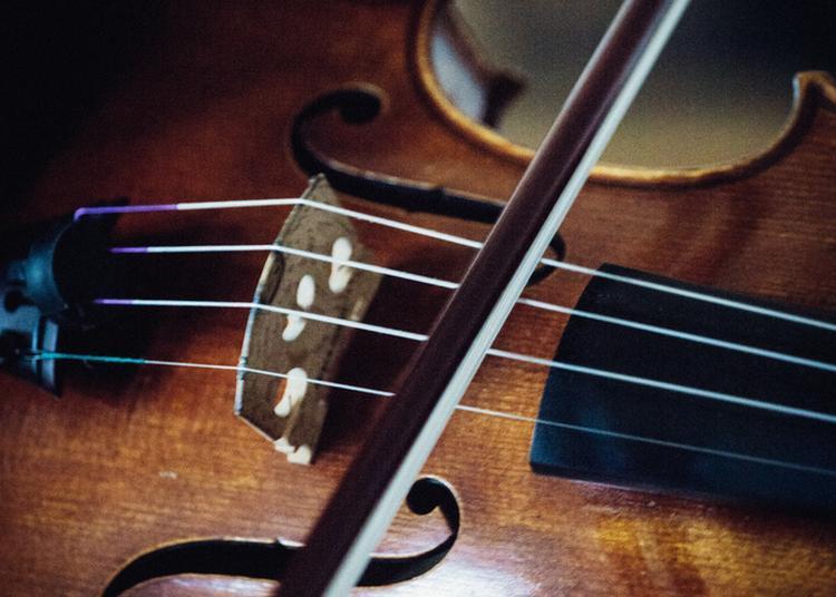 Un Concert De Musique De Chambre Avec Les Musiciens De L'orchestre National De Lyon