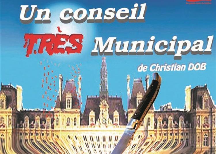 Un Conseil Très Municipal à Coulommiers