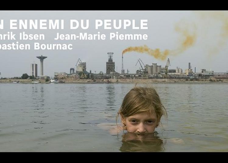 Un Ennemi du peuple | Sébastien Bournac à Thionville