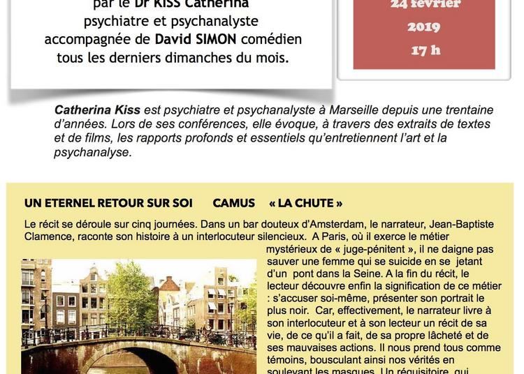 Un Éternel Retour Sur Soi - Camus « La Chute » à Marseille