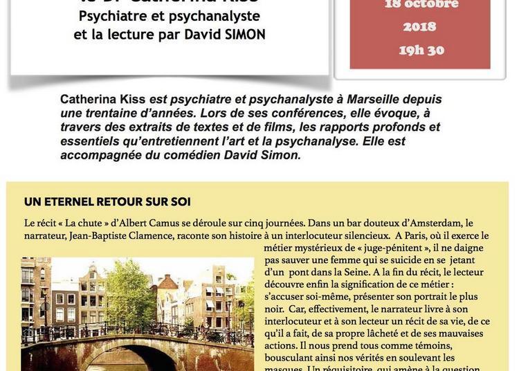 Un éternel retour sur soi  Par le Docteur Catherina KISS à Marseille