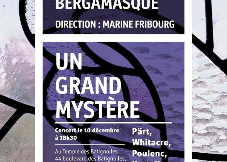 Un grand Mystère à Paris 17ème