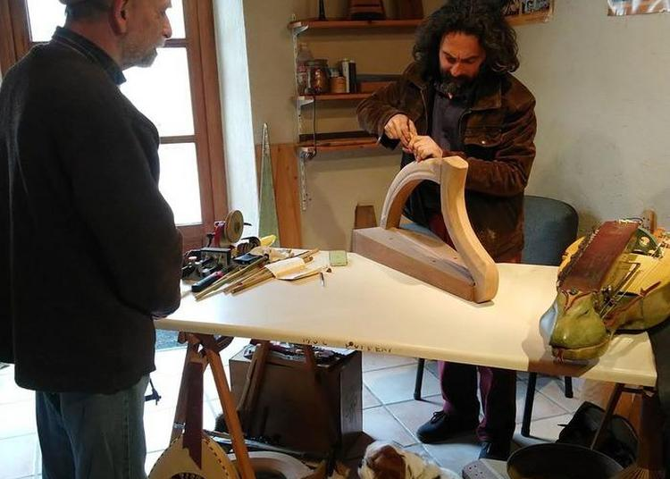 Un Luthier Au Musée : Un Savoir-faire à Découvrir à Puivert