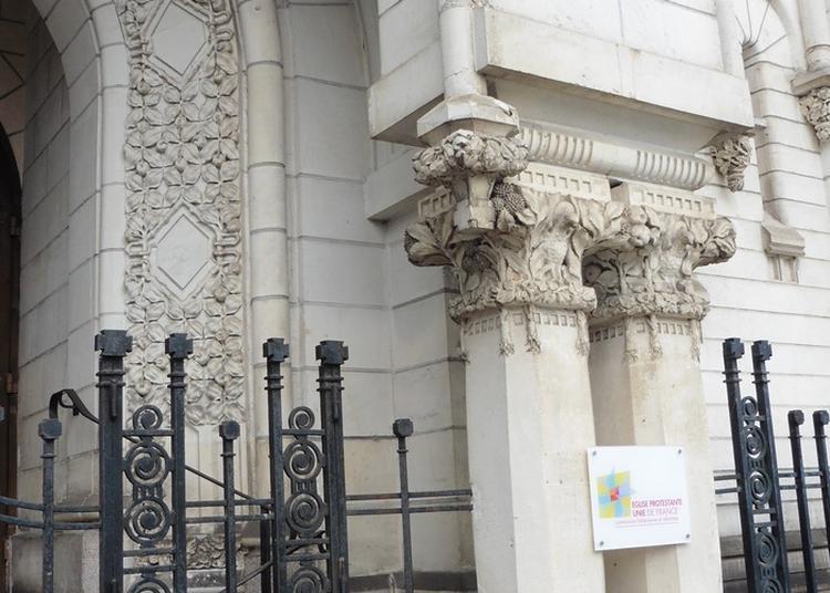Un Moment D'architecture ! Apprenez-en Davantage Sur L'art Nouveau à Saintes