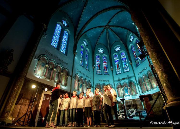 Un Moment Festif : Concert De Chants Polyphoniques Du Sud-ouest à Mont de Marsan