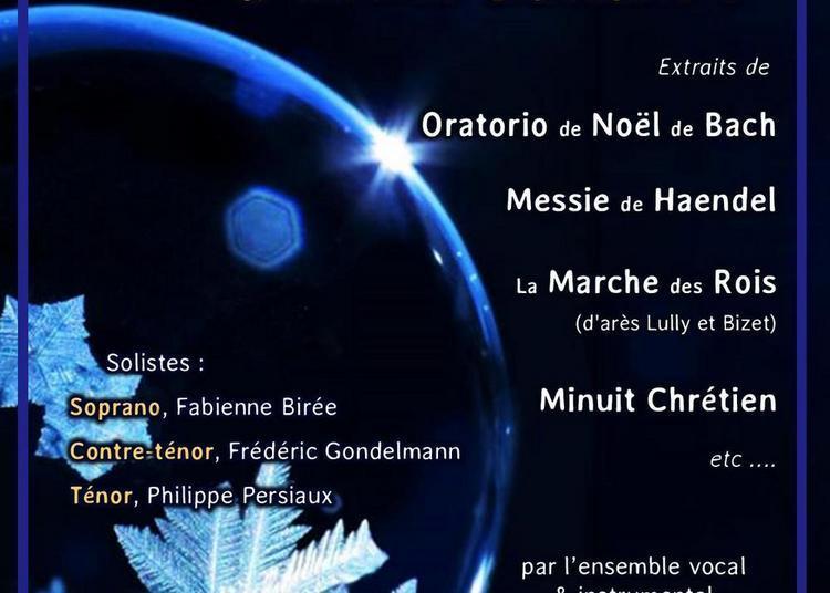 Un Noël chantant à Choeur Battant à Paris 17ème