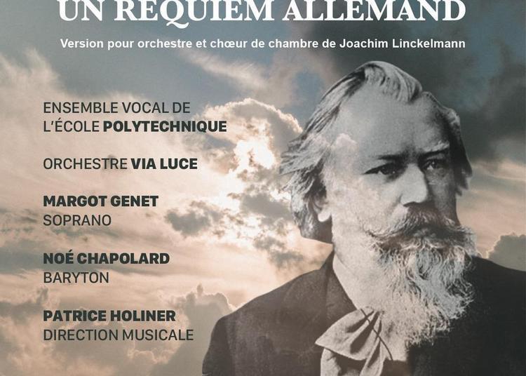 Un Requiem Allemand à Paris 6ème