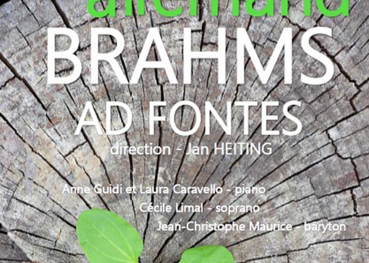 Un Requiem Allemand De Brahms à Aix en Provence