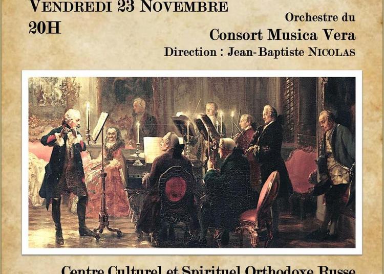 Un salon, cinq concerts à Paris 7ème