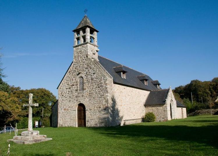 Un Sanctuaire En Lisière De Forêt, La Chapelle De Lothéa. à Quimperle
