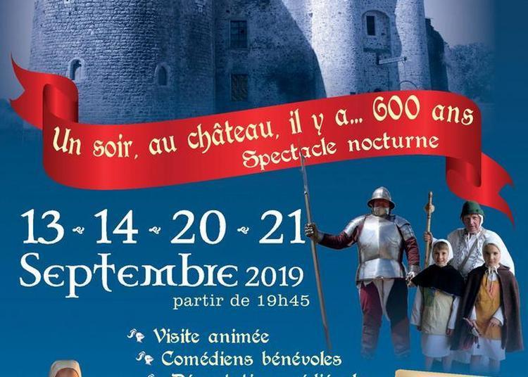 Un Soir Au Château, Il Y A ... 600 Ans. à Saint Andre sur Sevre