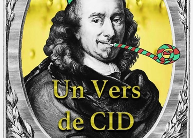 Un Vers De Cid à Paris 4ème