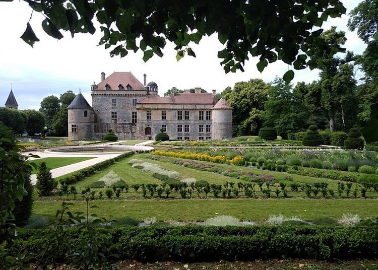 Un Week-end De Découvertes Au Château ! à Le Pailly