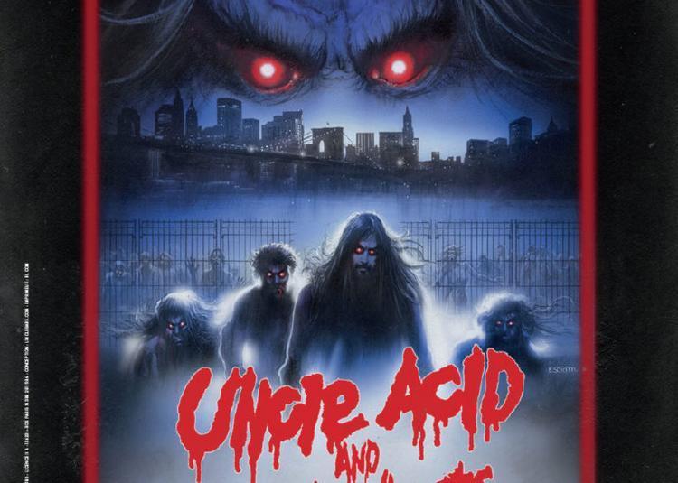 Uncle Acid And The Deadbeats Et L.a. Witch à Villeurbanne