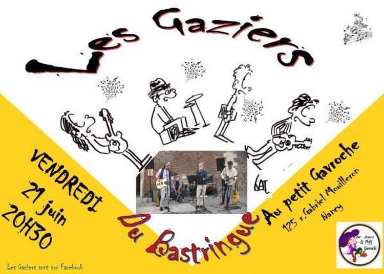 Concert les Gaziers à Nancy