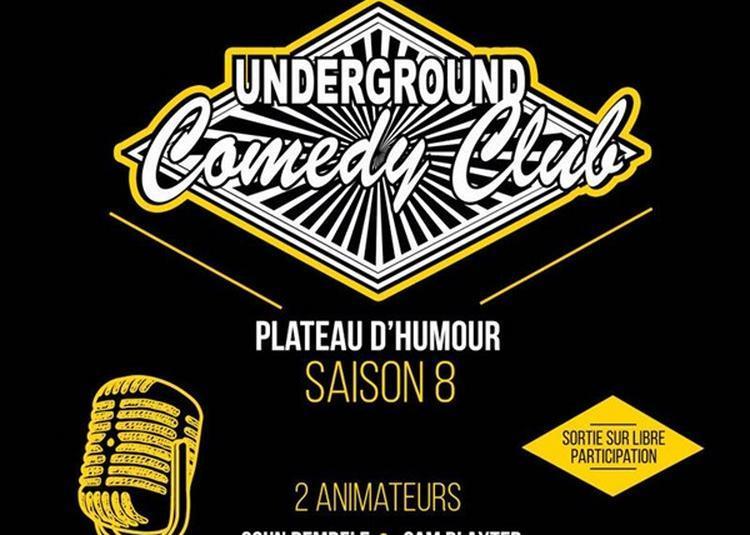 Underground Comedy Club à Paris 18ème