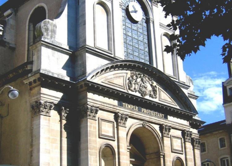 Une Ancienne église Devenue Temple ! à Nancy