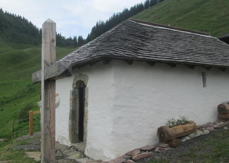 Une Aventure Franco-valaisanne : La Chapelle De Recon. à Abondance