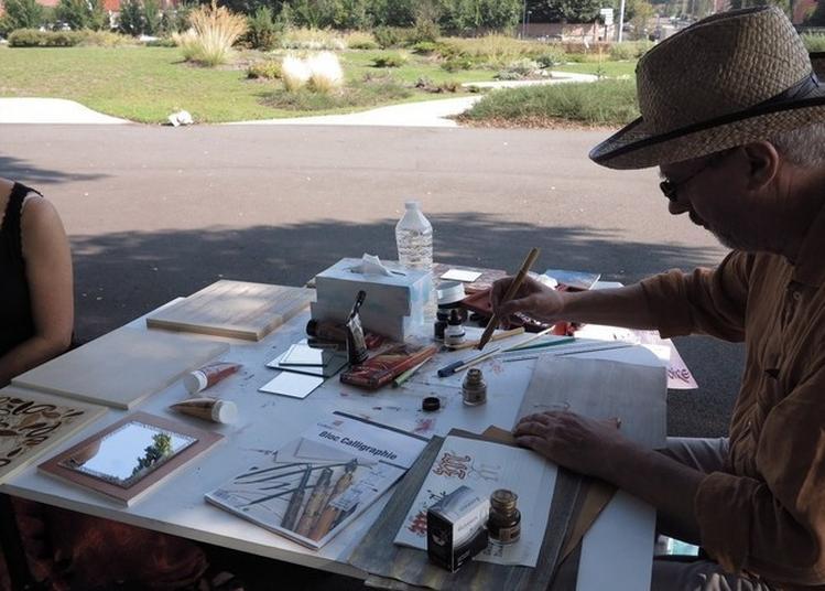 Une Bande D'artistes Au Musée à Lens