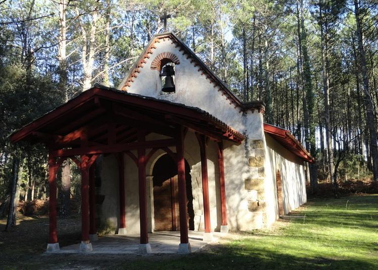 Une Chapelle De Templiers à Moliets et Maa