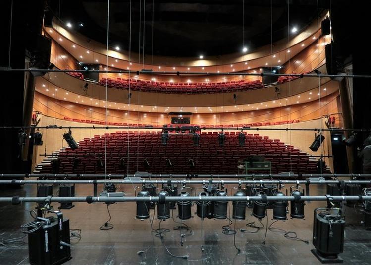 Une Découverte Du Théâtre à Deux Voix ! à Angouleme