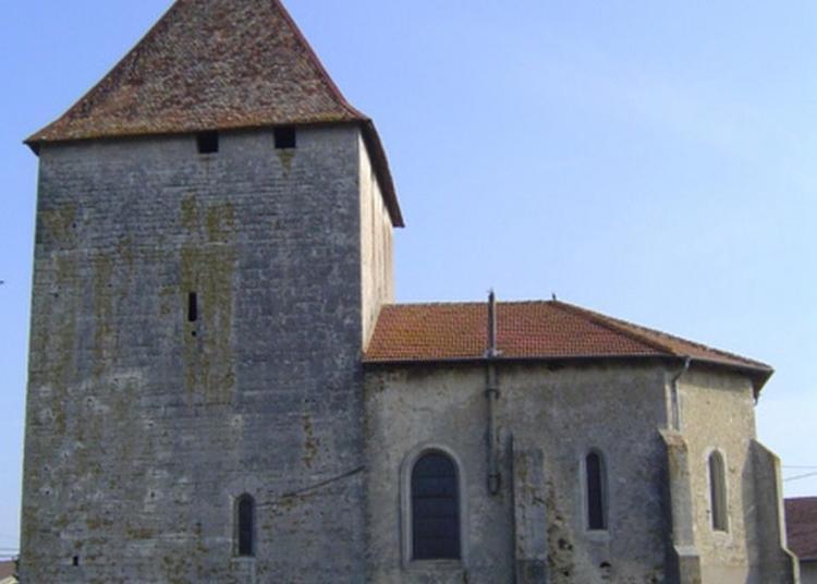 Une Église Du Xive Siècle, Classée Au Titre Des Monuments Historiques à Euville