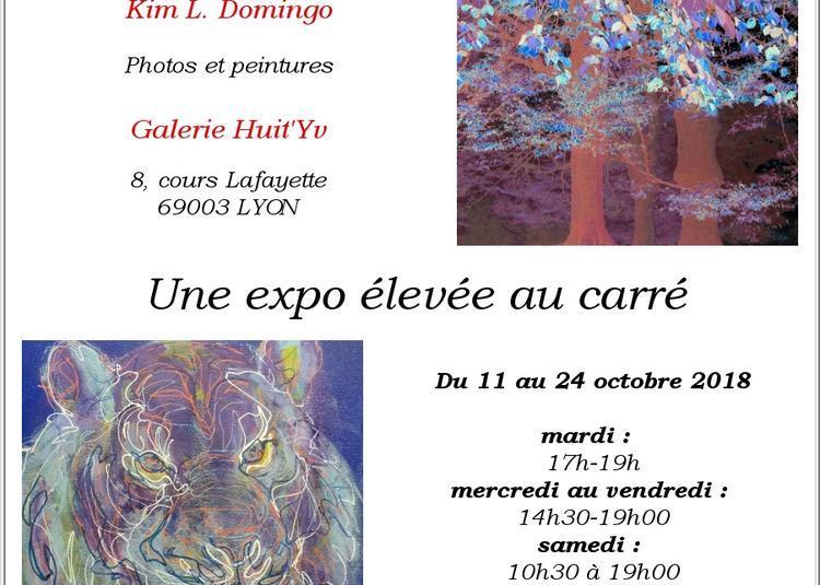 Une expo élevée au carré à Lyon