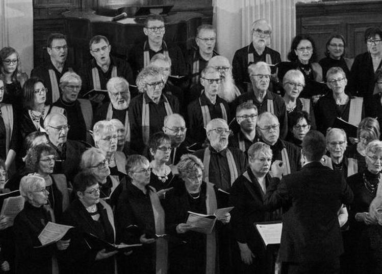 Une folle histoire du chant à Notre Dame de Gravenchon