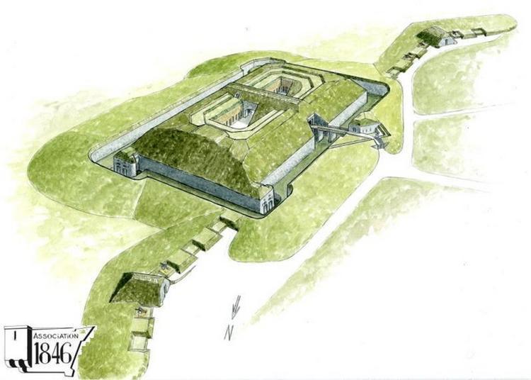Une Fortification Du 19e Siècle Expliquée Aux Enfants (et Aux Autres !) à Crozon